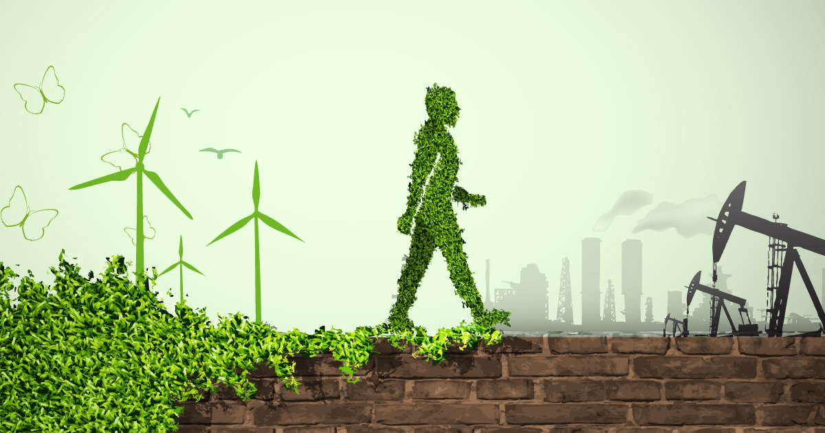 Green as Slovenia's development potential